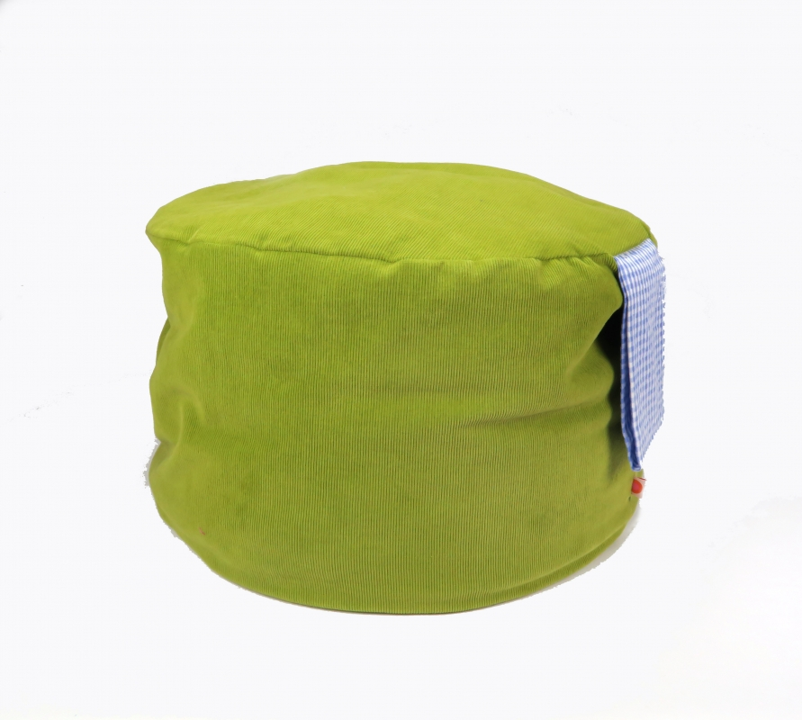 Pouf grün