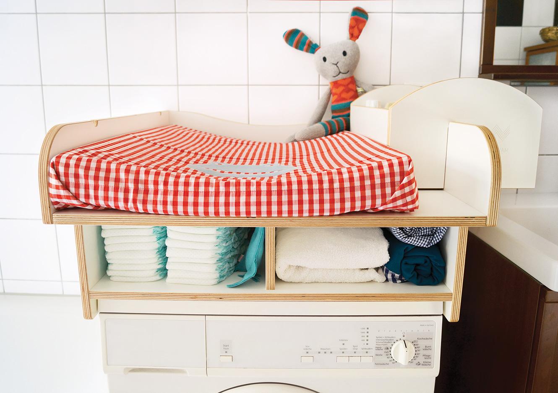 aufsatz waschmaschine